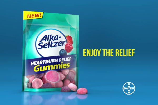 Alka Seltzer Heartburn Relief Gummies Campfire 2