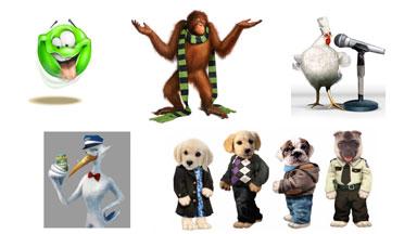 ClarkAnderson director character designs