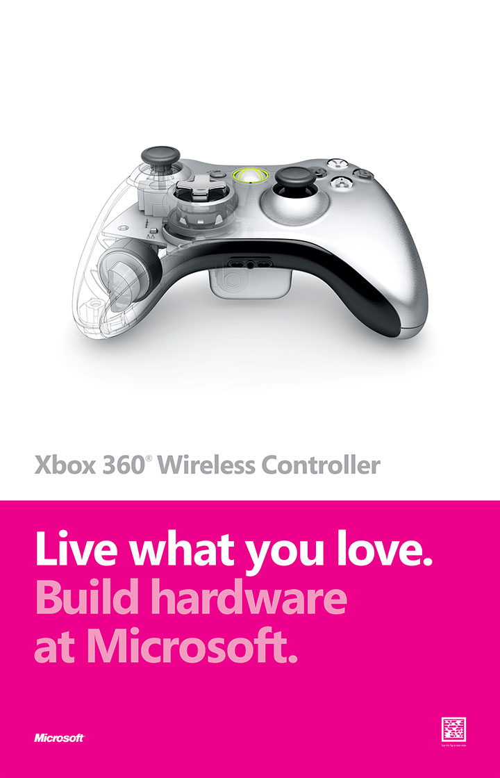 Controller poster
