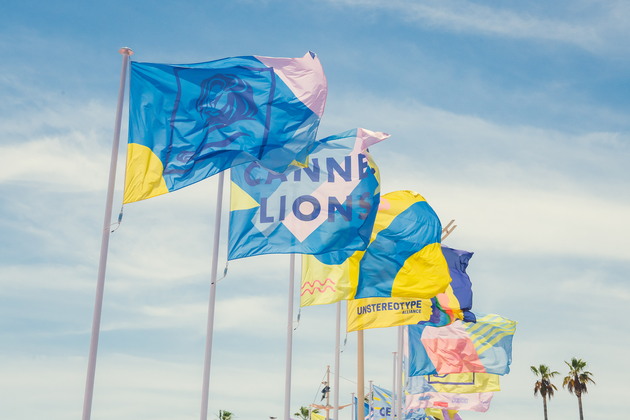 2019 Cannes Lions Festival Through Hinge's Eyes