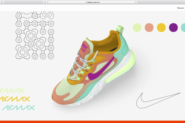 Nike Psyched By You