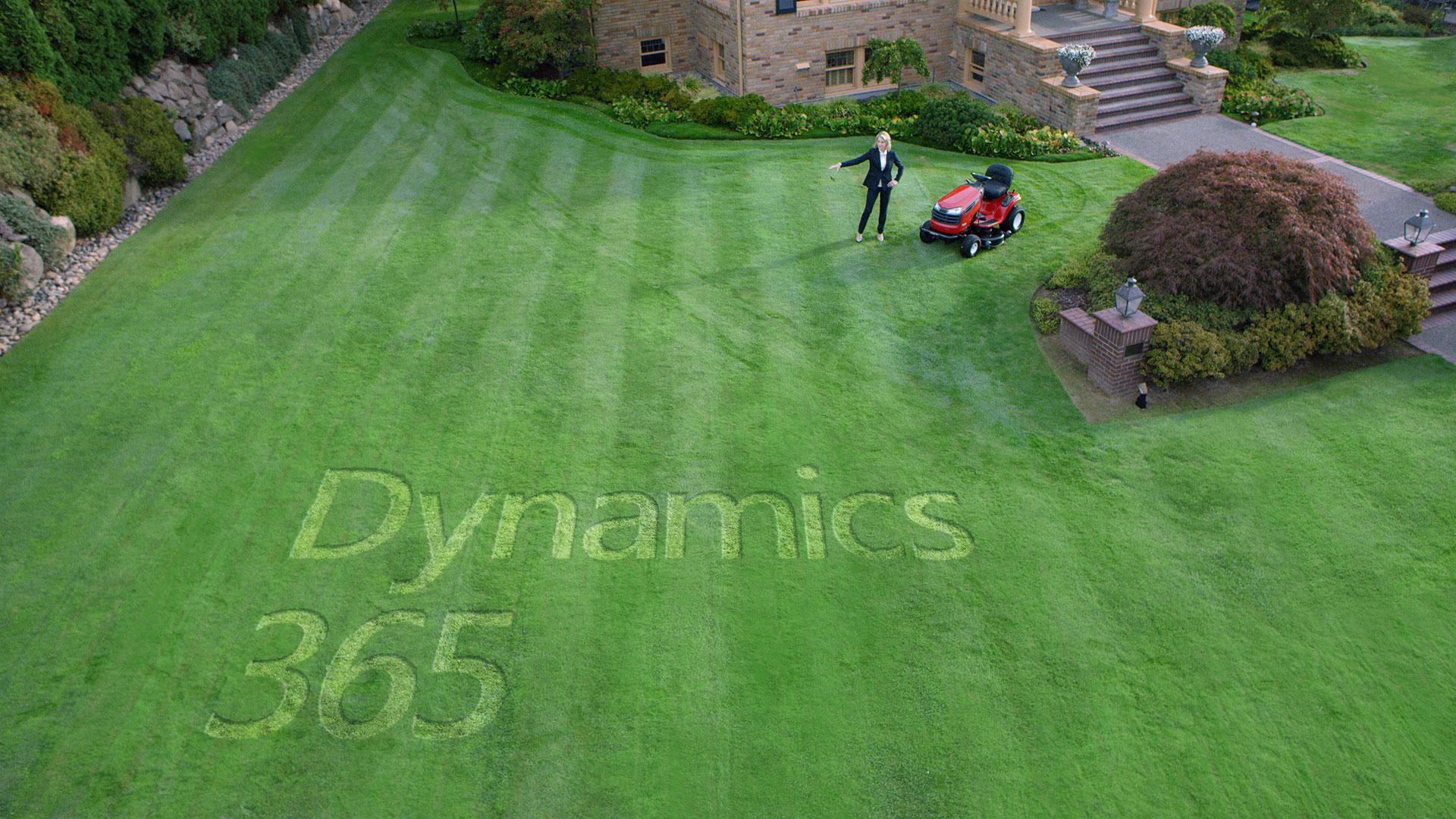 d365 lawn after