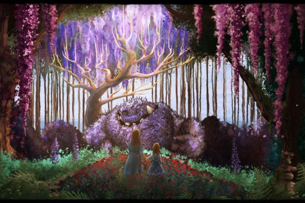 The Hallowed Grove 1
