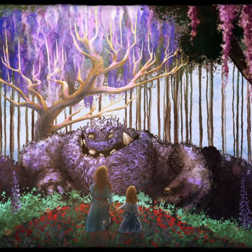 The Hallowed Grove 3