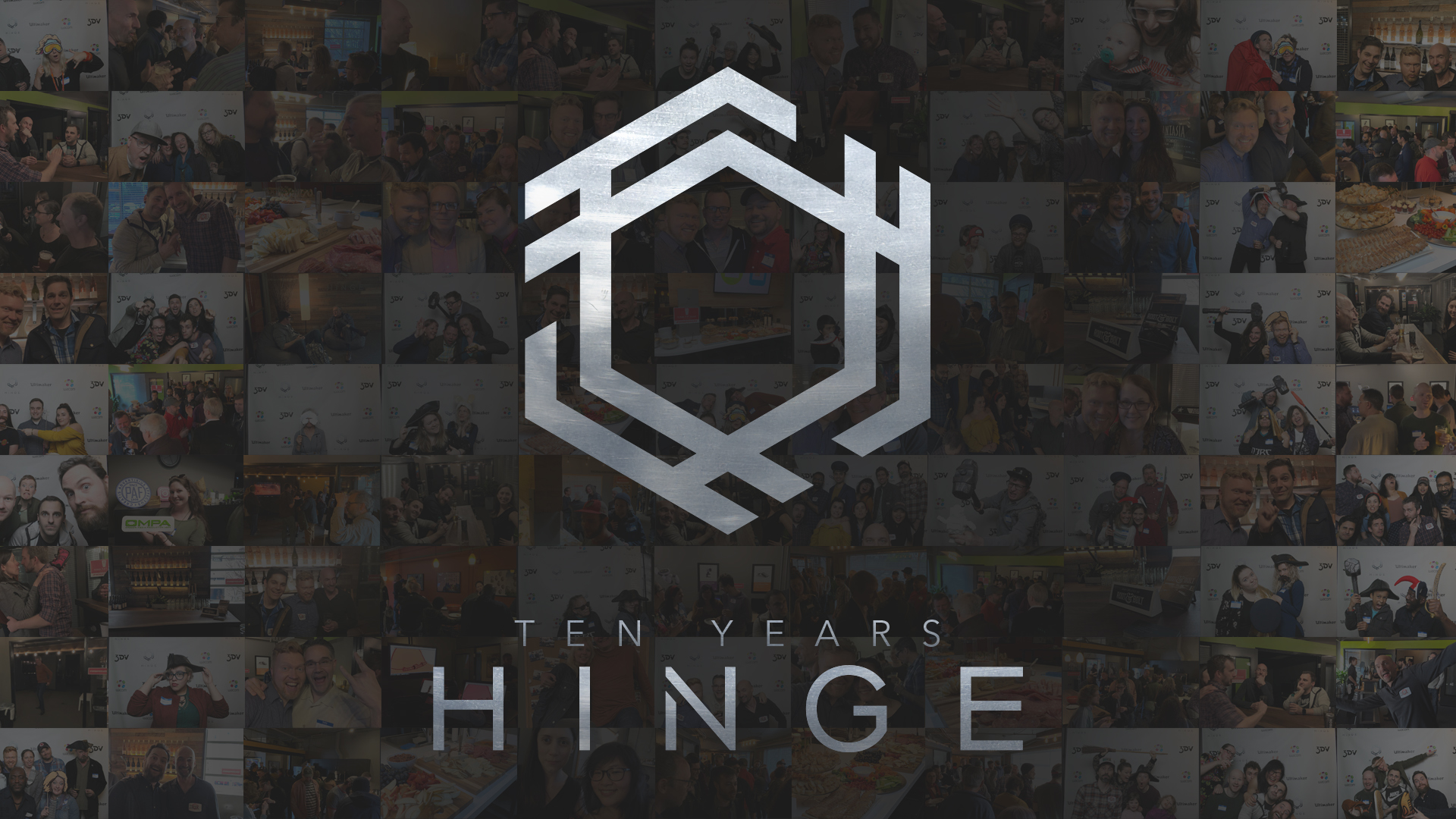 A Hinge 10th Anniversary Party Retrospective
