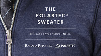 thumb banana republic polartec sweater