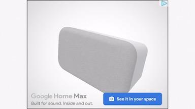 thumb google home max