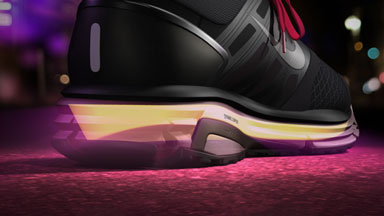 Hinge Digital Unleashes CG for Nike LunarGlide+ 2 Spot