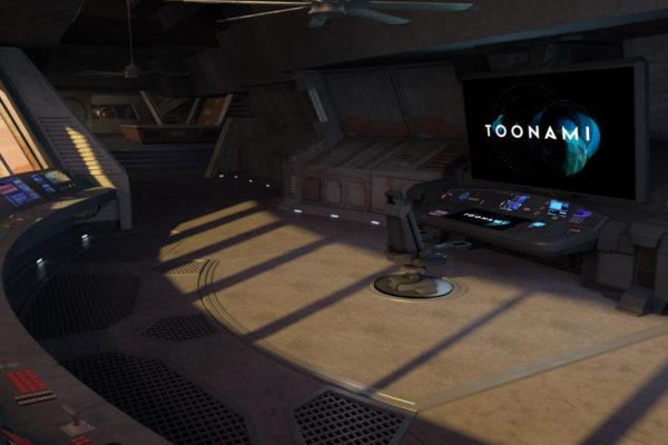 toonami control room